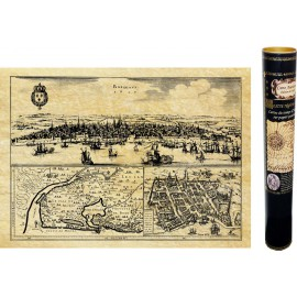 Bordeaux en 1575 et 1620