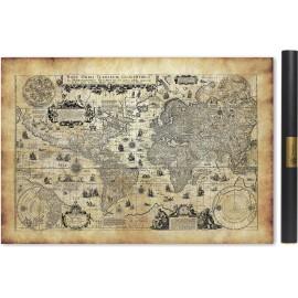 Karte der antiken Welt von 1623