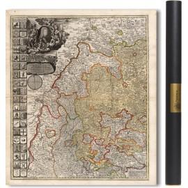 Baden-Wurttenberg 1715