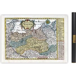 Mecklenburg 1740