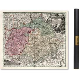 Saxoniae Superioris 1730