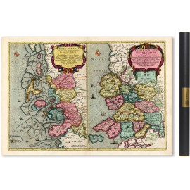 North Frislandia 1665