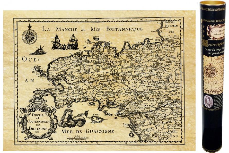 Bretagne 1650