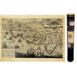 Île de ré en 1684