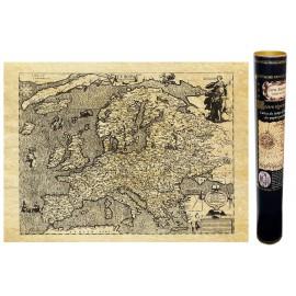 Europe en 1602