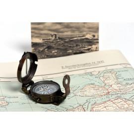 Orientierungskompass um 1940