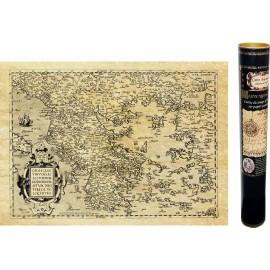 Carte de la Grèce ancienne