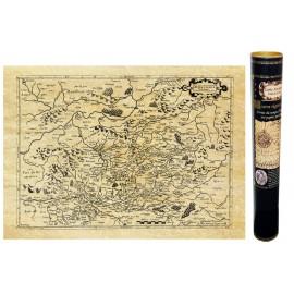 Bourgogne en 1592