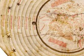 Christoph Kolumbus Karte - 1490