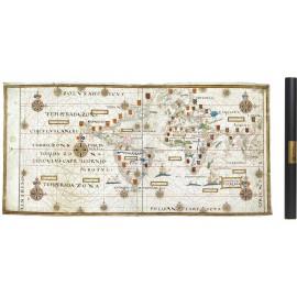 Portugiesisch Portulan von 1573