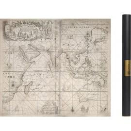 Indischer Ozean im Jahre 1680