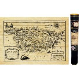 Corse en 1769