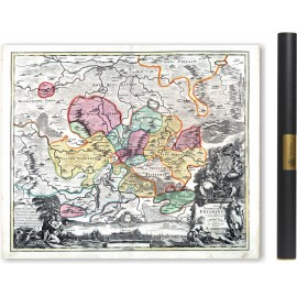 Erfuter region 1716