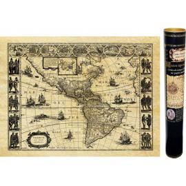 Amerika im Jahr 1592