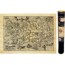Island im Jahr 1592