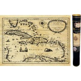 Karibik zur Zeit der Piraten