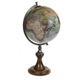 Großer Globus Vaugondy 1745