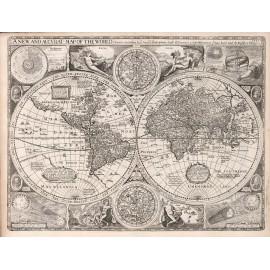 Welt im Jahr 1651