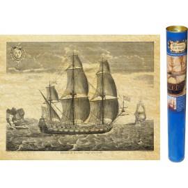 Fregatte oder Schiffe des 3. Ranges 1685