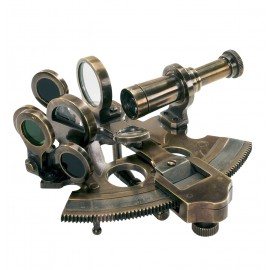 Bronze-Taschensextant